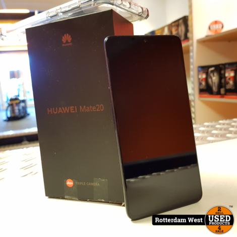 Huawei Mate 20 128GB Twilight // Topstaat