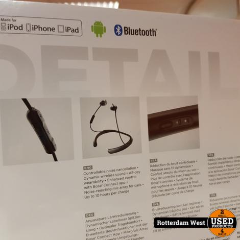 Bose Quietcontrol 30 // Nieuw