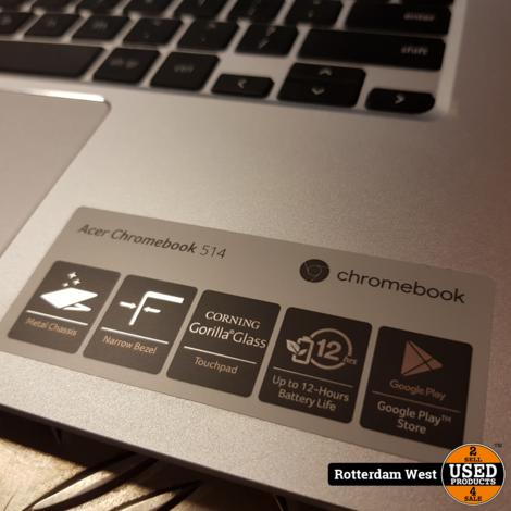 Acer Chromebook CB514-1H-C7ZL // Nieuwstaat