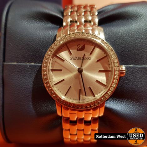 Swarovski Graceful Mini Watch Silver Tone
