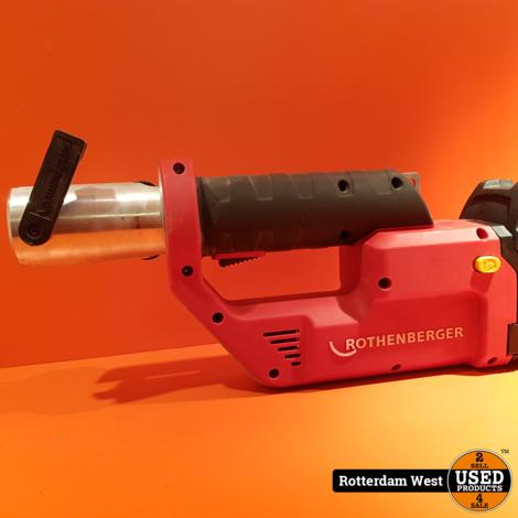 Rothenberger Romax Compact TT // 4 Bekken