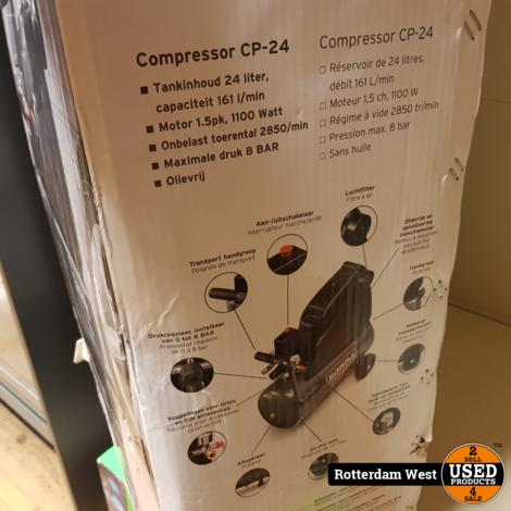Gamma 24L Compressor // NIEUW