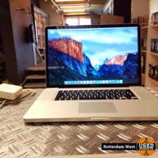 "Macbook Pro 2009 / 17"" / 500GB / 4GB / Nvidia / 2.8Ghz"