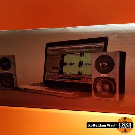 Fostex PMO.3D Studio Speakers
