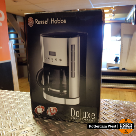 Russel Hobbs Deluxe // Nieuw