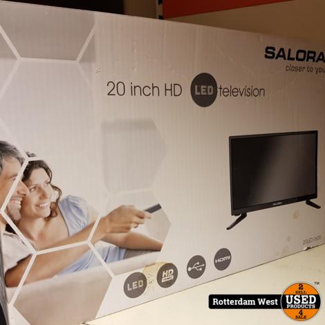 Salora 20LED1600 TV // Nieuwstaat