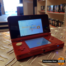 Nintendo 3DS + 8 3DS Games (+ extra 3ds console)