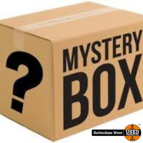 Mystery Box 1 - 10x Nieuwe ongebruikte electronica