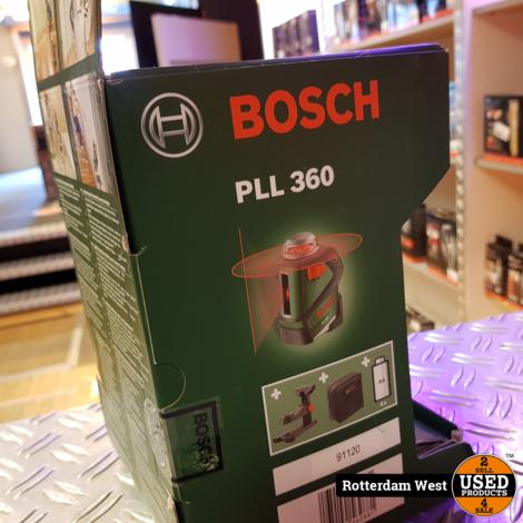 Bosch PLL 360 Lijnlaser // Nieuw
