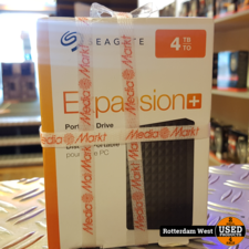 Seagate Expansion Plus 4TB // Free Shipping