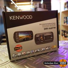 Kenwood DRV-A601W dashcam 4K Wi-Fi // Nieuw