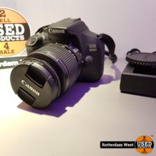 Canon Eos 2000D + 18-55mm // Fantastische staat