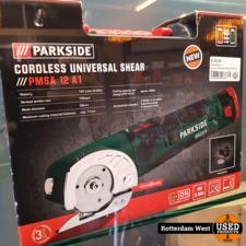 PARKSIDE Accu-universeelsnijder PMSA 12 B2, 12 V // Nieuw