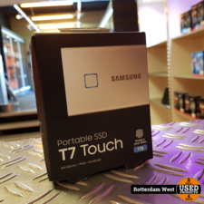 Samsung T7 Touch Portable SSD 1TB // Nieuw