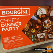 Bourgini gourmetset Chef's Dinner Party // NEW
