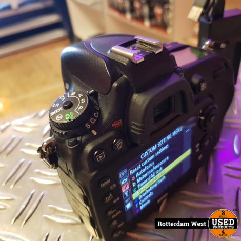 Nikon D610 Body + Accu en lader
