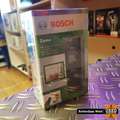 Bosch Zamo Afstandsmeter - 20m // Nieuw