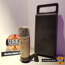 Behringer C-3 Microfoon