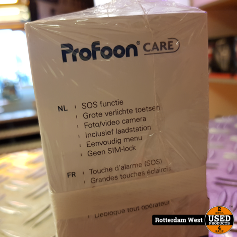 Profoon Big Button klap GSM PM-965 Seniorentelefoon // NEW