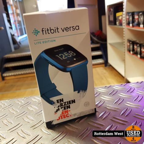 Fitbit Versa Lite Edition // Nieuw