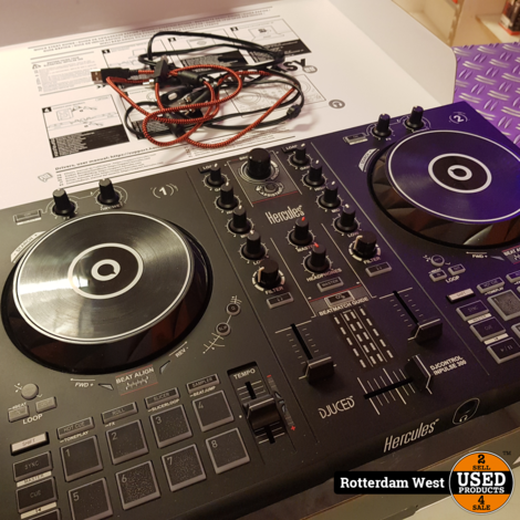Hercules DJControl Inpulse 300 - DJ controller // Nieuwstaat