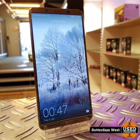 Huawei Mate 10 Pro 128GB // Nieuwstaat