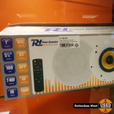 Power Dynamics WCS50 plafondluidsprekers met WiFi en Bluetooth // NEW