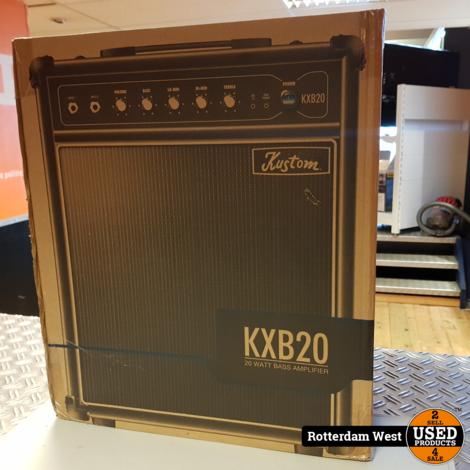 Kustom KXB-20 Bas Combo // Nieuw