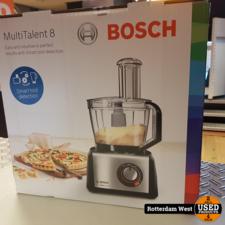 Bosch MC812S844 - Foodprocessor // NEW (€199 bij BOL)