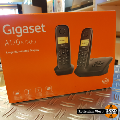 Gigaset A170a Duo // NEW