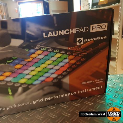 Novation Launchpad Pro // Nieuwstaat // 2 Mnd Garantie