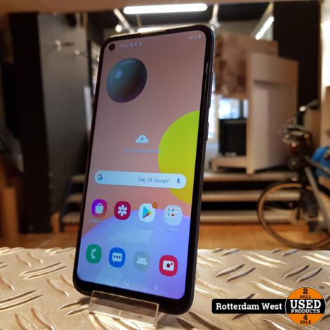 Samsung Galaxy A11 32GB //  Topstaat