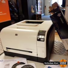 HP CP1525NW Color Laserjet