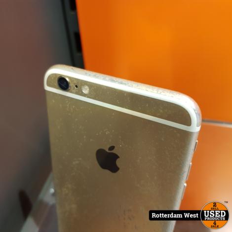 Iphone 6s Plus 64GB // Nieuwe Accu