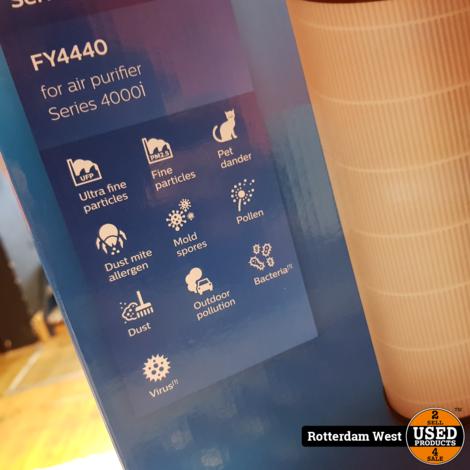 Philips NanoProtect S3 HEPA-Filter FY4440/30 // NEW
