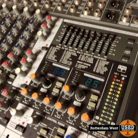 Behringer Eurodesk SX2442FX livemixer // Topstaat