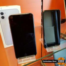 Iphone 11 64GB // Topstaat // Accu 100%