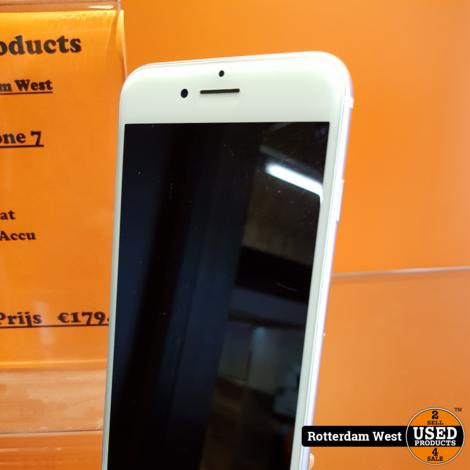 Iphone 7 256GB + Splinternieuwe accu