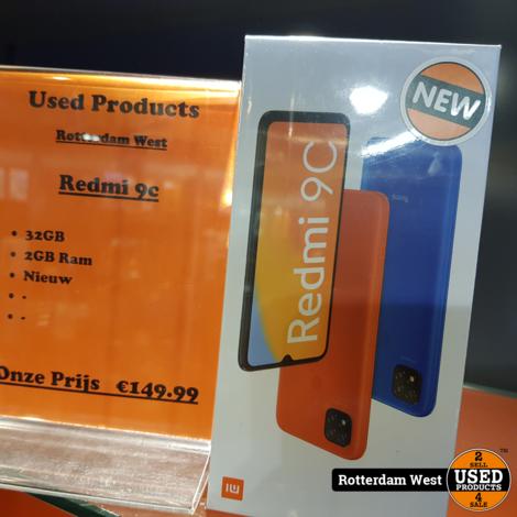 Redmi 9C  Orange 2GB 32GB // NEW