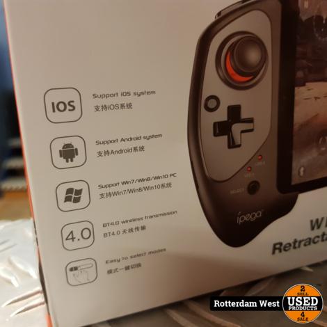 Ipega wireless rectractable Smartphone controller