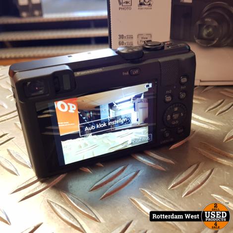 Panasonic Lumix DMC-TZ80 4K // Nieuwstaat + Gratis verzending