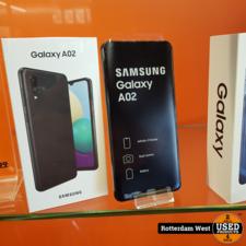 Samsung Galaxy A02 64GB // NEW + Gratis verzending