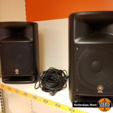 Yamaha MSR250 Speakerset incl. Statieven