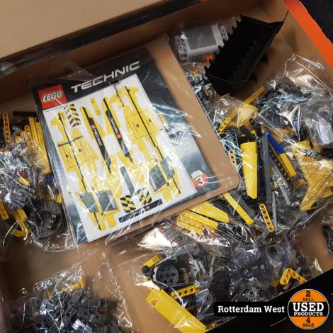 LEGO Technic Graafmachine met Motor - 8043 // Nieuw