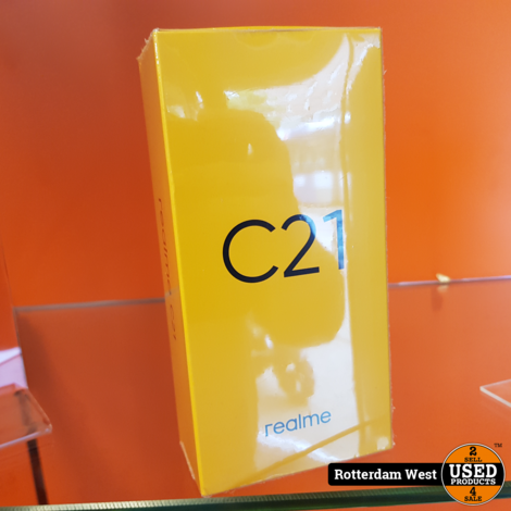 Realme C21 32GB // NEW // gratis verzending