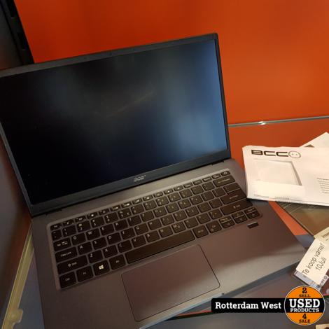 Acer Swift 1 sf114-33-c4fx // 4 MND oud // Gratis verzending