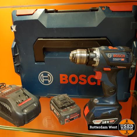 Bosch Professional GSR 18v-60 c / 18v 5.0ah