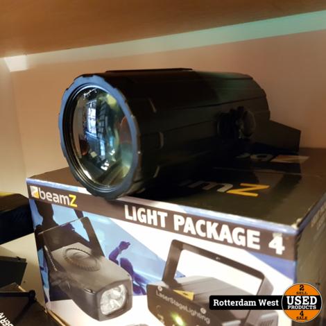 Beamz Light Package 4