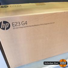 HP E23 G4 FHD-monitor // NEW + Gratis verzending