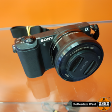 Sony Alpha A5100 (Geen lader)